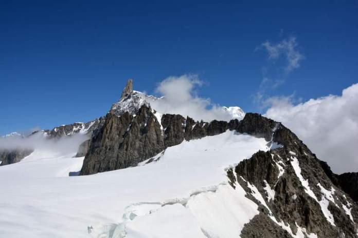 dove andare vacanza estate italia monte bianco