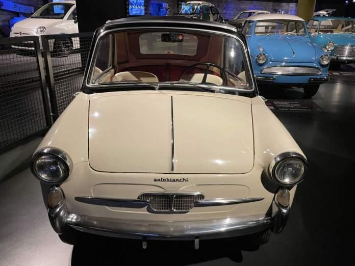 museo automobile autobianchi