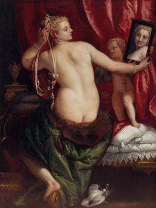 Paolo Veronese, Venere allo specchio