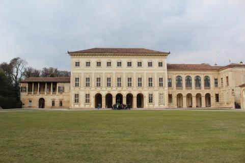 Villa Sagramoso-Perez-Pompei