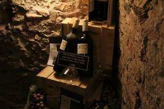 Orto di Venezia: 100% Malvasia istriana coltivata sull'isola di Sant'Erasmo nella laguna di Venezia. Il miglior vino bianco prodotto in Veneto.