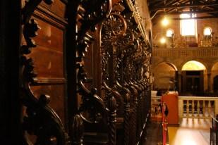 Il Coro della Chiesetta di Sant'Elena