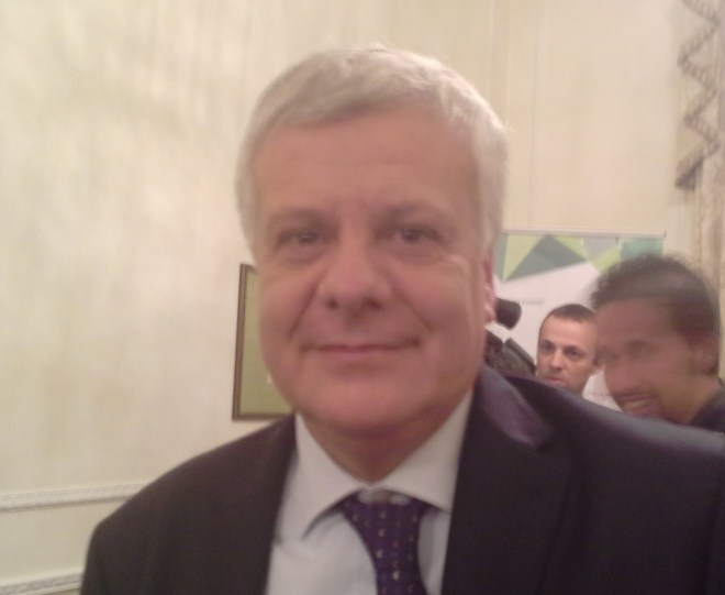 Gianluca Galletti (ph. Nigro)