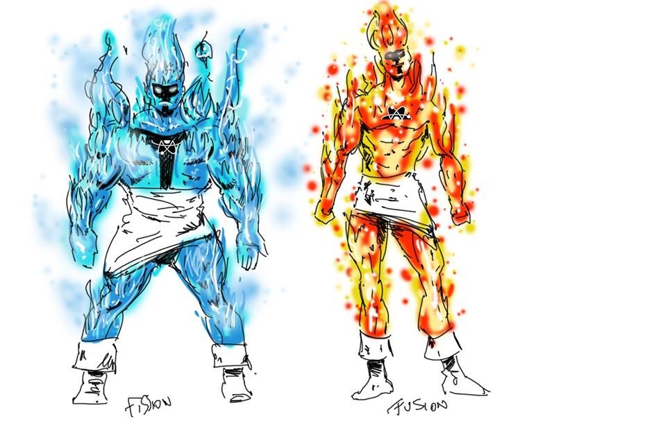 fissione e fusion