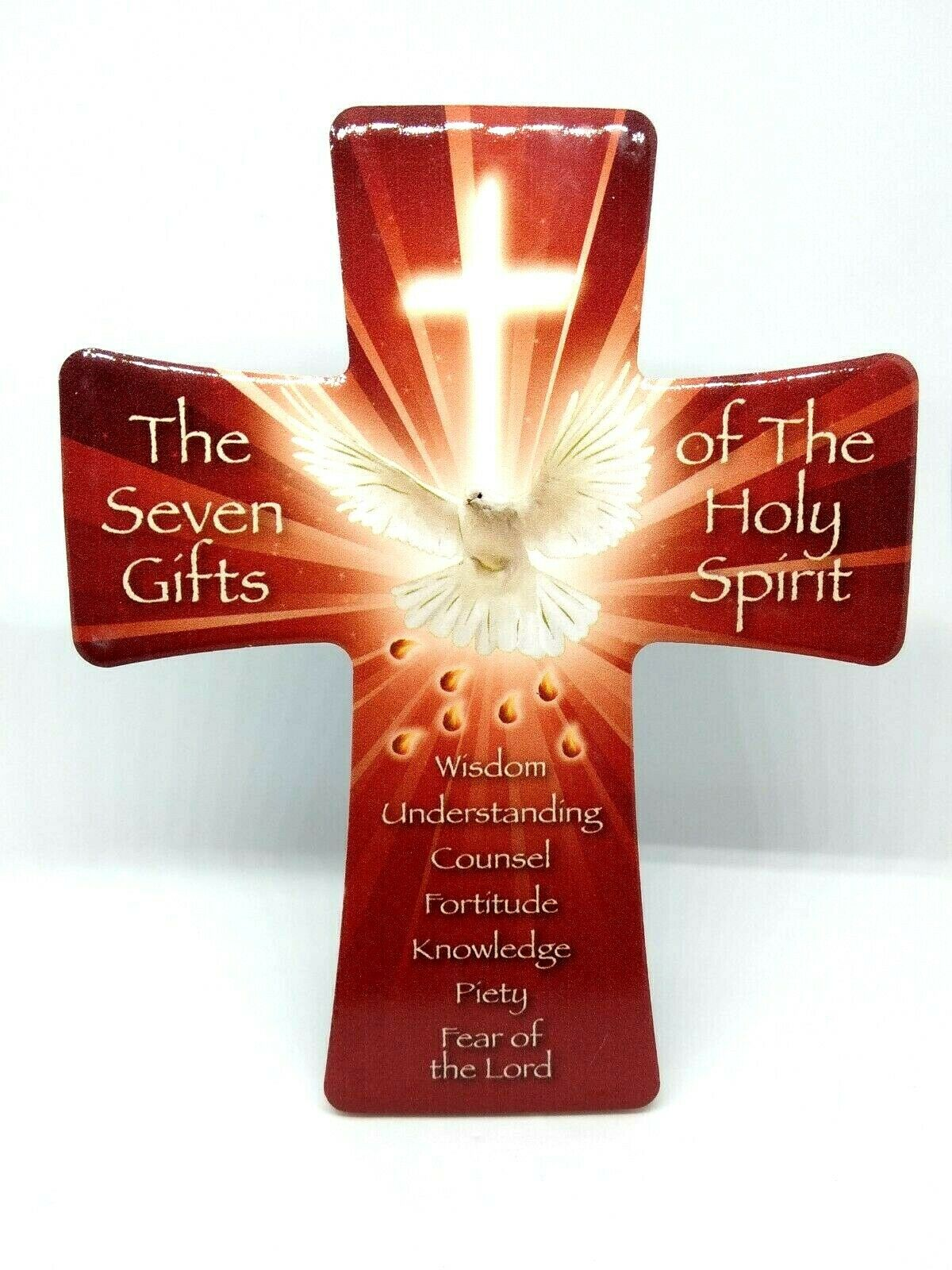 Catholic Confirmation Seven Ts Of The Holy Spirit