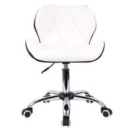 chaise pliante rembourree noir