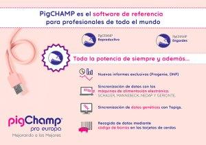 Folleto PigCHAMP software