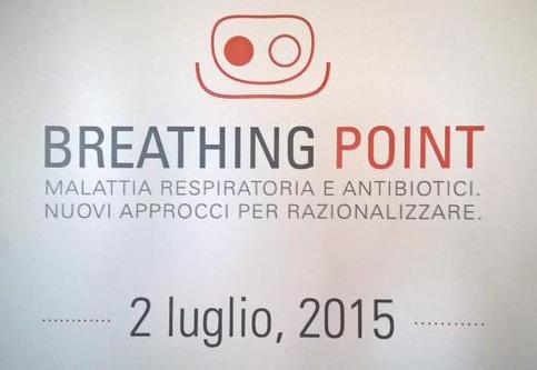 Breathing Point. Evento de Zoetis en Brescia