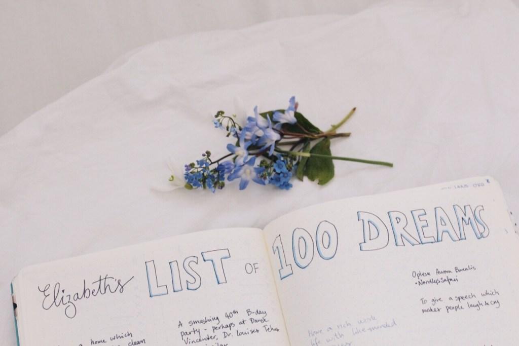 Bullet Journal metoden - 100 drømme