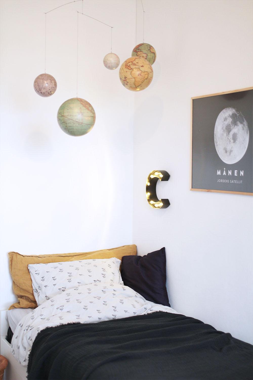 minimalistisk drengeværelse