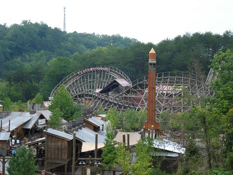 Dollywood Theme Park Pigeon Forge TN