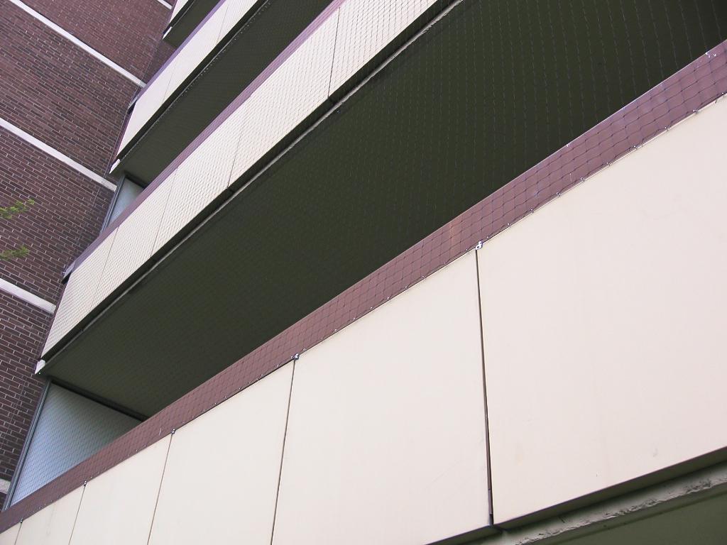 balcony netting toronto 416 696 7777 pigeon busters
