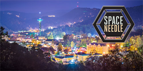 Fall In The Smoky Mountains Wallpaper Gatlinburg Space Needle Pigeon Forge Attractions