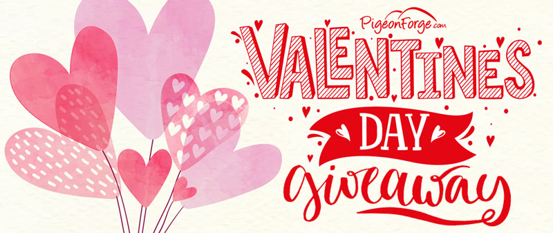 Valentines Day Giveaway 2017