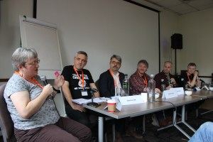 Panel at a previous Fantasycon