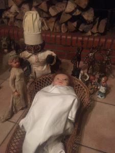 Baby nativity