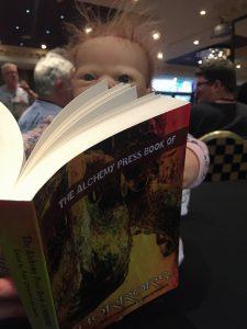 Alchemy Press Book of Horrors