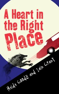 Book cover for A Heart in the Right Place
