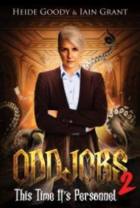 book cover for Oddjobs 2