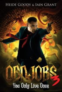 book cover for Oddjobs 3