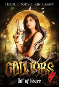 book cover for Oddjobs 4