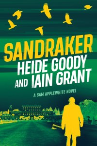 Book cover for Sandraker