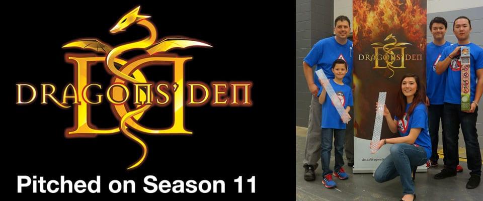 De-Fence on Dragon's Den Season 11