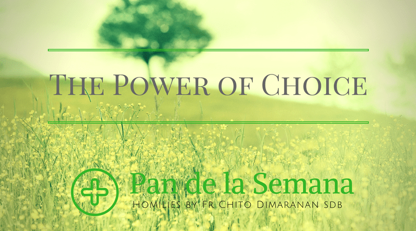Pan de la Semana - Power of Choice