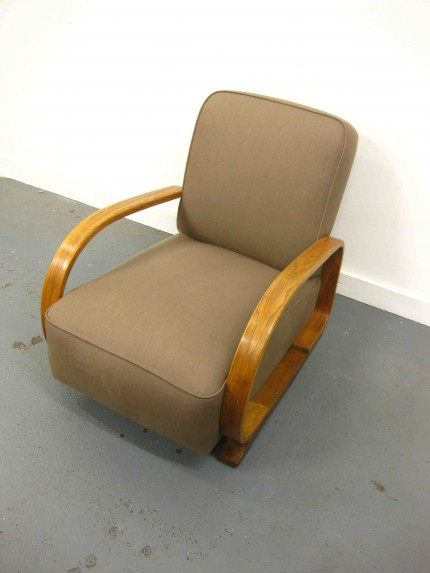 1930s heals armchair  Pigeon Vintage Furniture