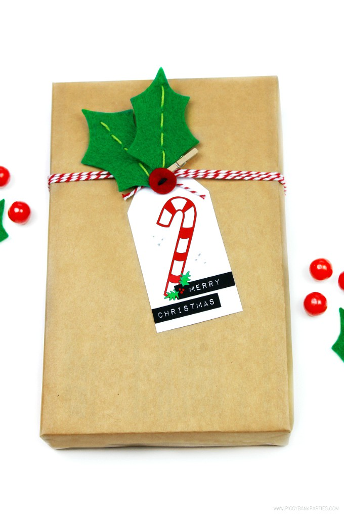 Spectacular Gift Tags by Piggy Bank Parties