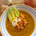 Vegetarian Roasted Butternut Squash Soup
