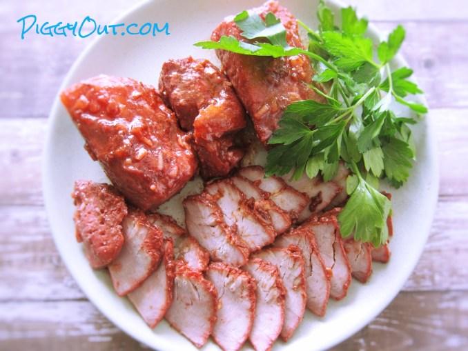 Chinese BBQ Char Siu Pork (叉燒) - Piggy Out