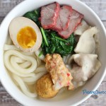 Quick and Simple Udon Noodle Soup