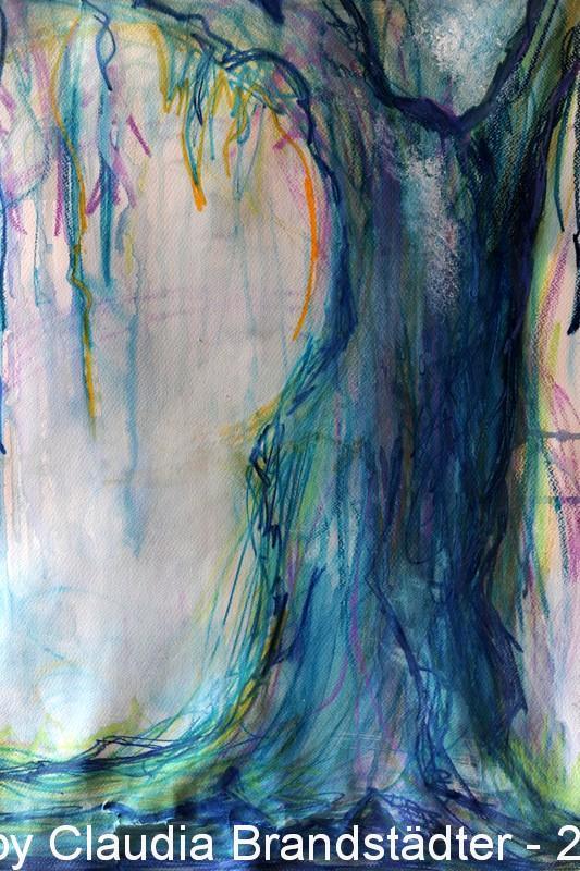 """""""Blauer Baum"""""""