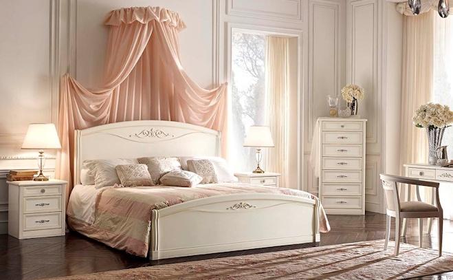 Excellent camera da letto portofino bianca with consolle - Consolle per camera da letto ...