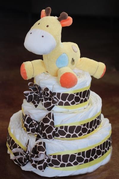Diaper Cake Pigskins Amp Pigtails