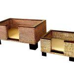 Rattan Dog Bed Rattan Miscellaneous Manufacture Asia Furniture