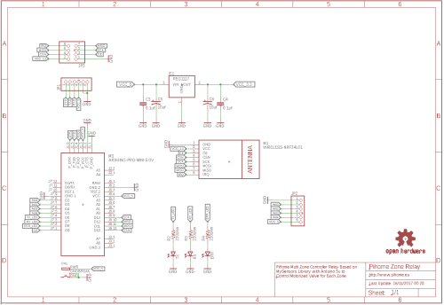 small resolution of mysensors multi zone controller relay sketch