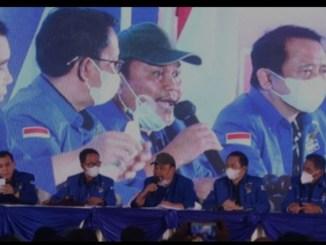 Sebut Gerombolan Liar, Pengurus Partai Demokrat di Daerah Tolak KLB di Sumut