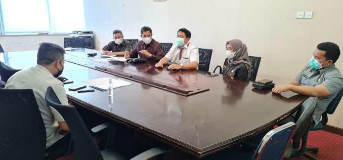 Bapemperda DPRD Parepare saat konsultasi di Kementerian Dalam Negeri (Kemendagri)