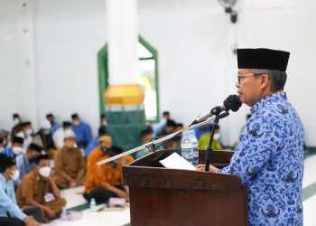 Jadi Lokasi Perayaan Maulid, Masjid Besar Al Irsyad Menyimpan Kenangan Masa Kecil Wali Kota Parepare