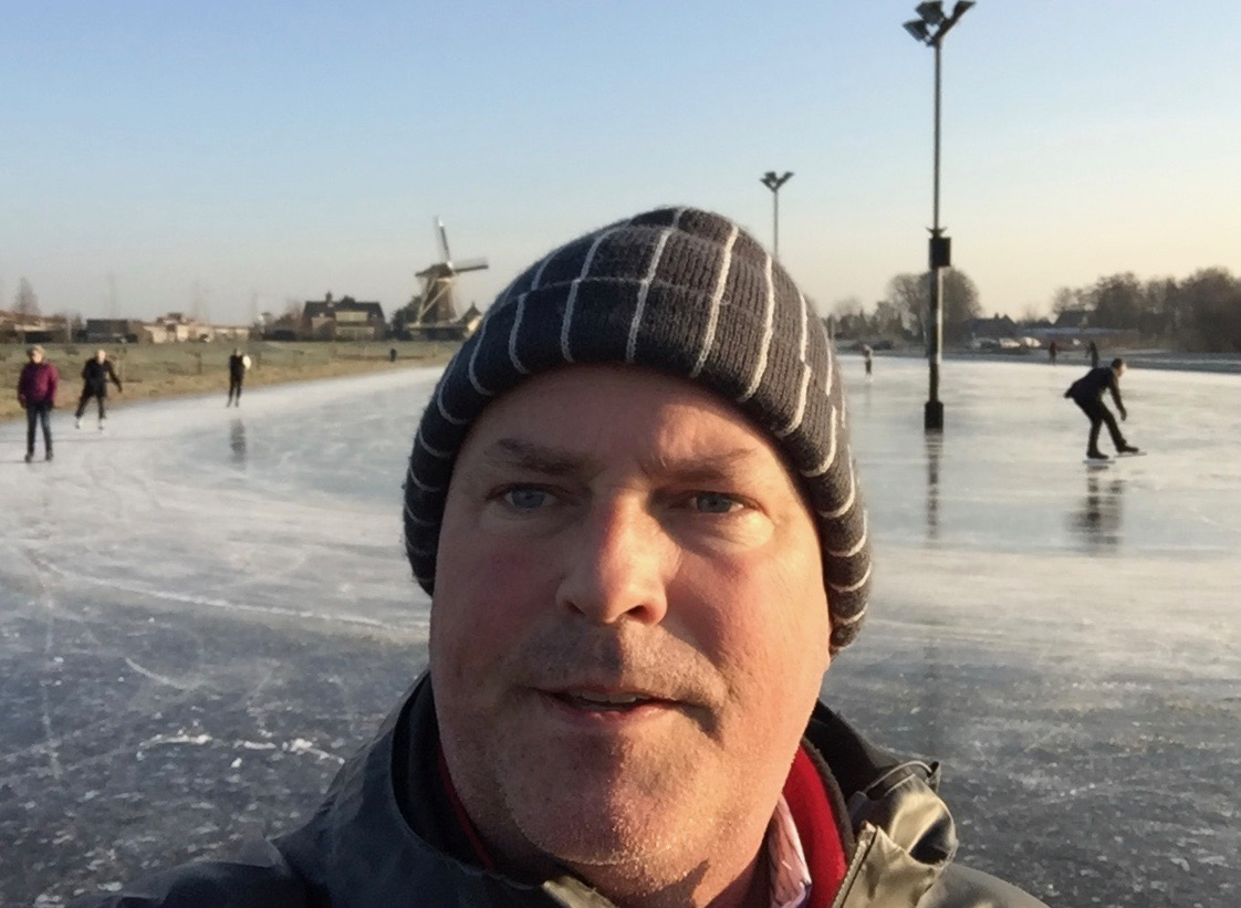Ice Skating 2017 South Holland