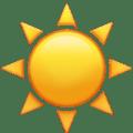 Sun on Apple iOS 10.2