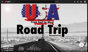 USA Road Trip East to West YouTube