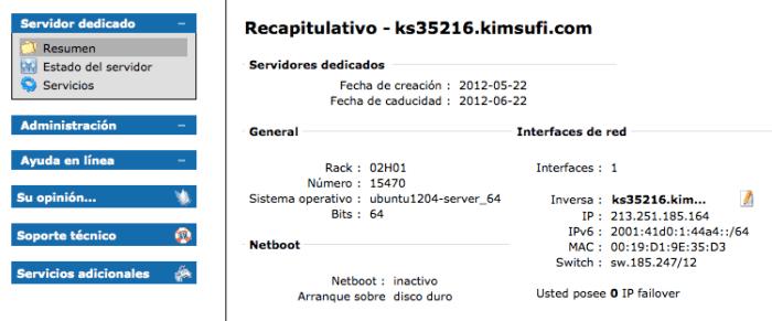 IPv6-OVH