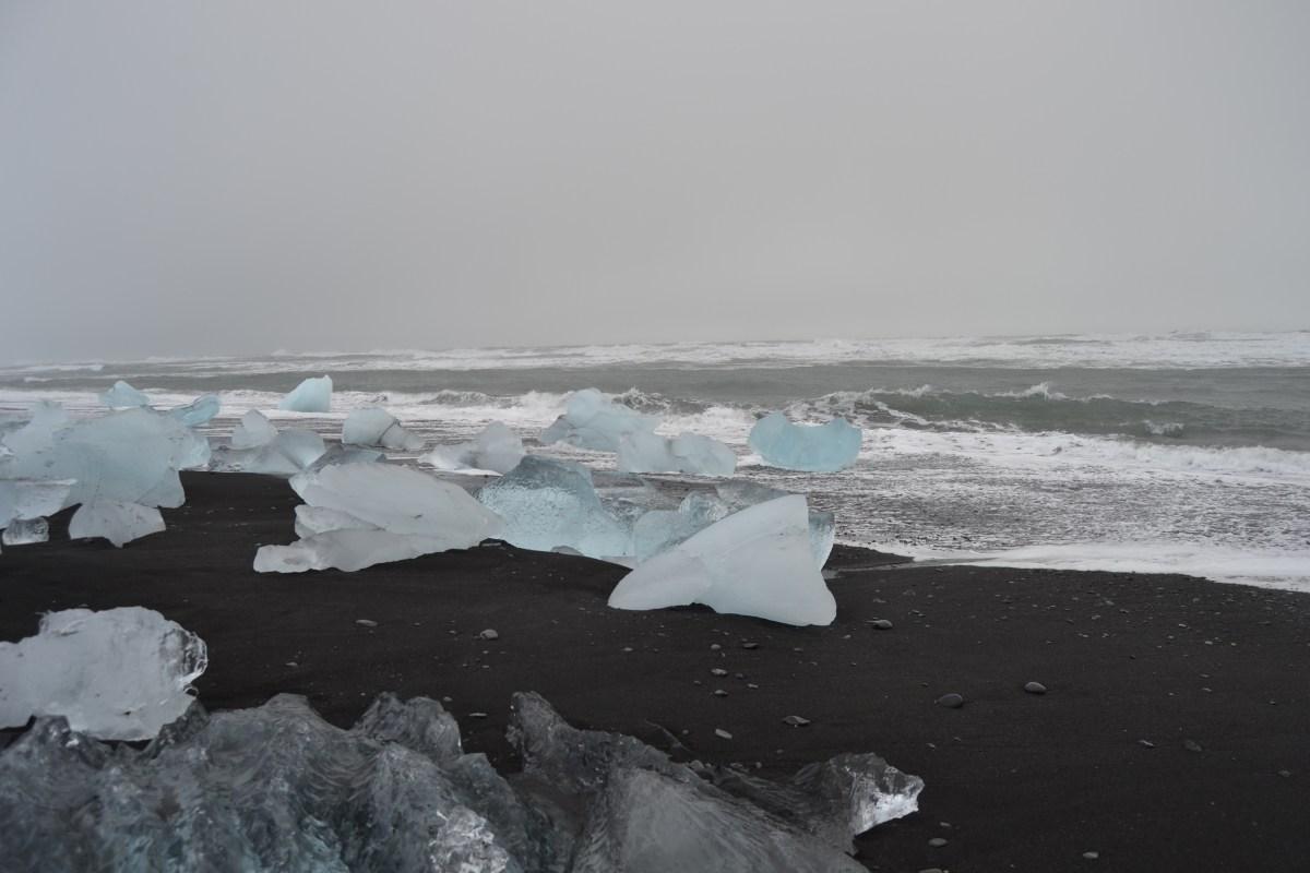 Bloques glaciar