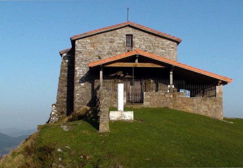 Subida al monte Kolitza