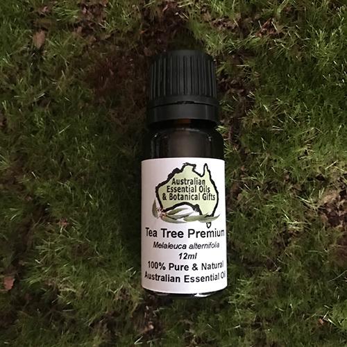 Tea Tree Premium Essential Oil 12ml