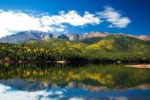 Fall Pikes Peak Colorado Springs