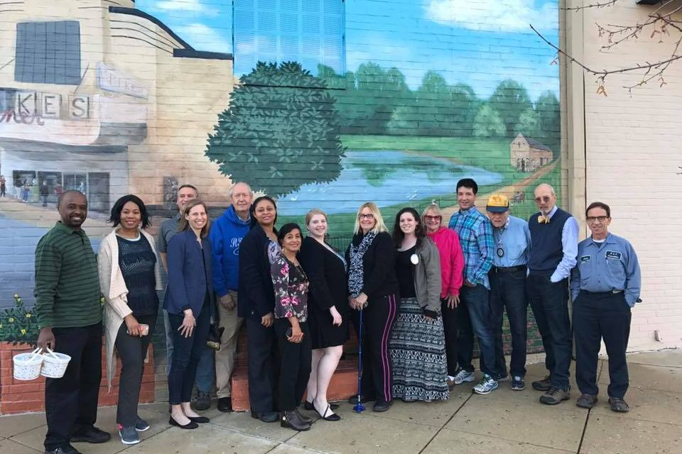Pikesville Community Mural Project